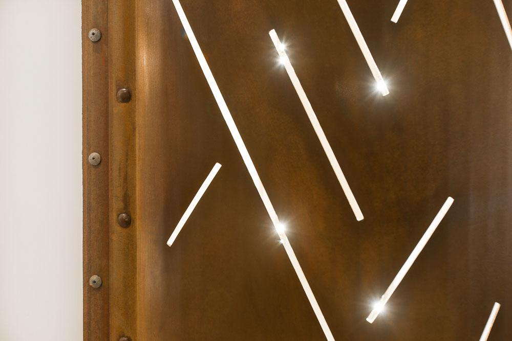 Illuminazione Esterna Villa Moderna : Progetti u e villa a cisterna